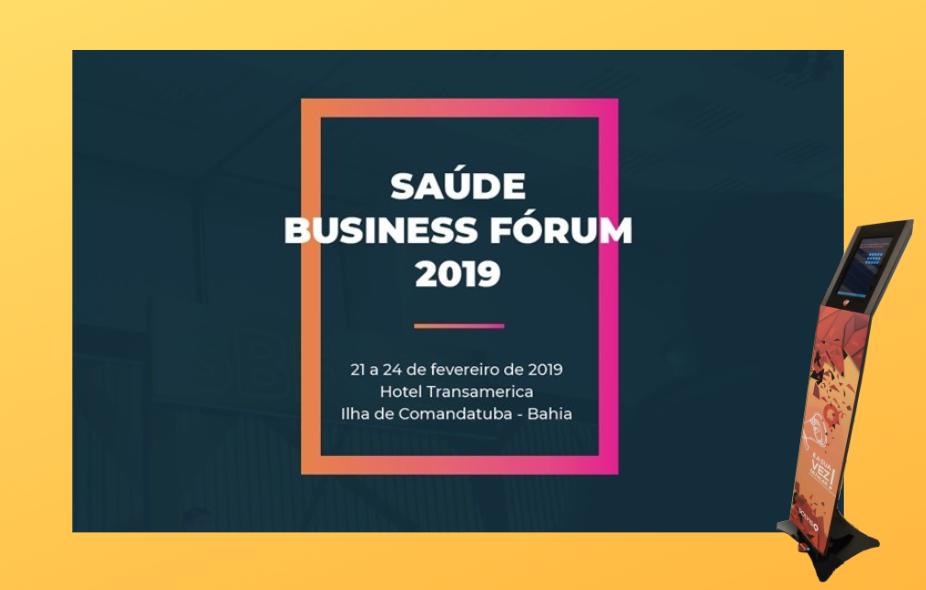 Solvis no Saúde Business Forum 2019