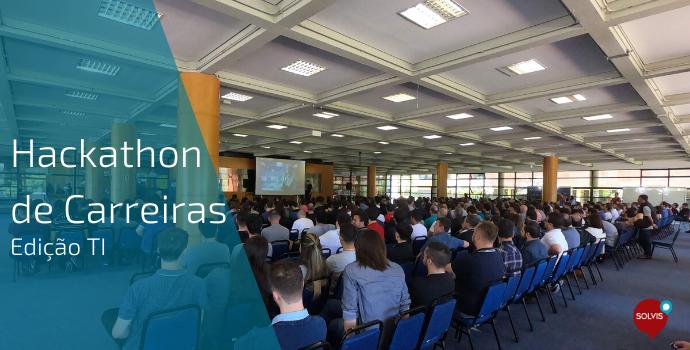Investindo em mercado qualificado Hackathon de Carreiras
