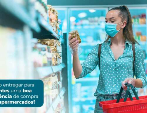 Como entregar uma boa experiência de compra em supermercados?
