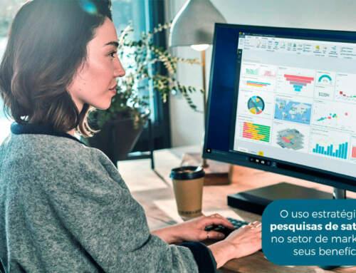 O uso estratégico de pesquisas de satisfação no setor de marketing e seus benefícios